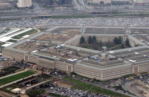 Pentagon forschte offenbar jahrelang heimlich nach Ufos