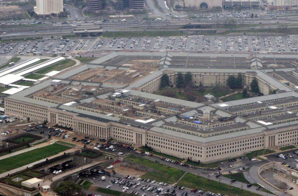 Das Pentagon hat die Existenz des 2007 ins Leben gerufenen Ufo-Programms bestätigt. Foto: AP