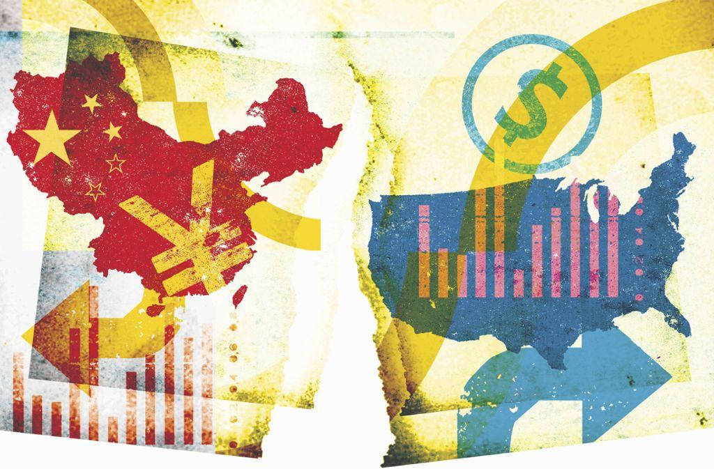 Kehrt der Handelskrieg zwischen China und den USA zurück? Foto: imago images/Ikon Images/Lee Woodgate via www.imago-images.de