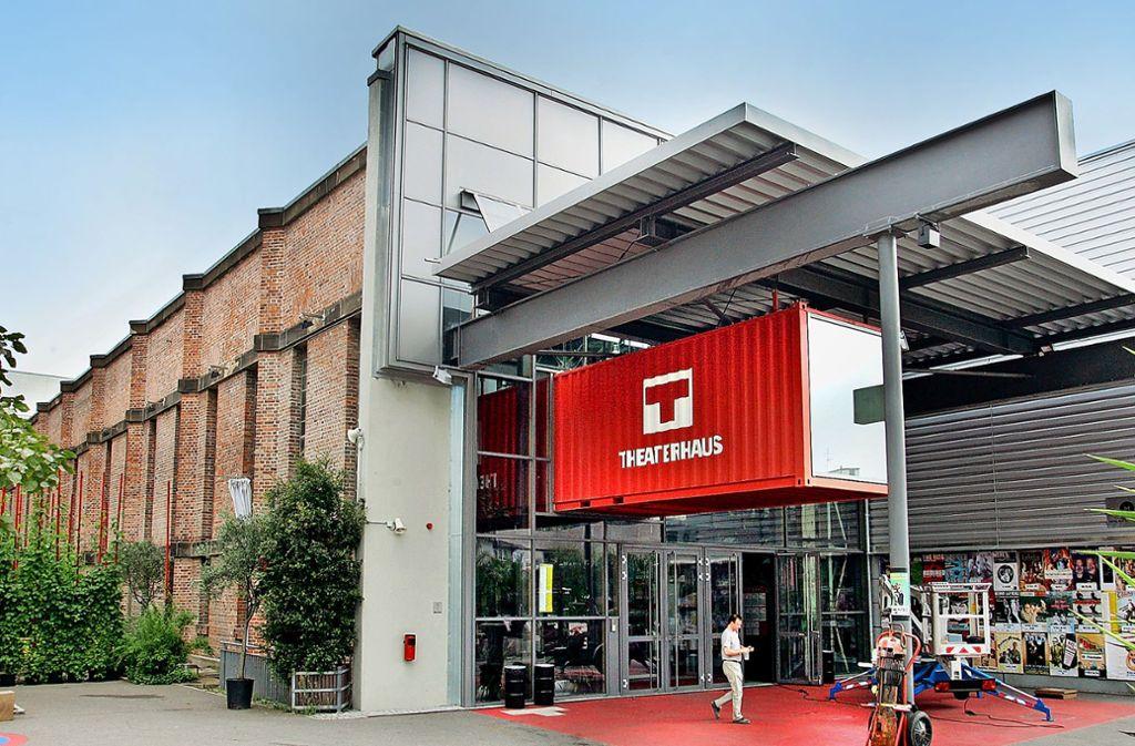 Das Theaterhaus Speyer