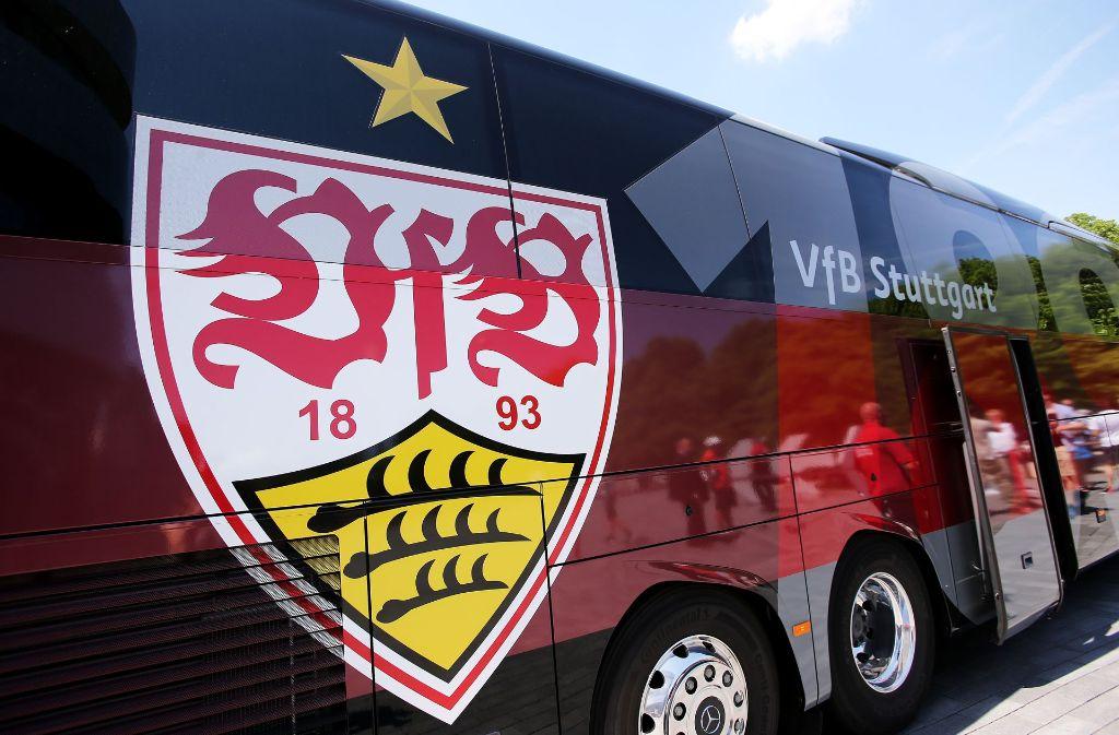 vfb stuttgart bus
