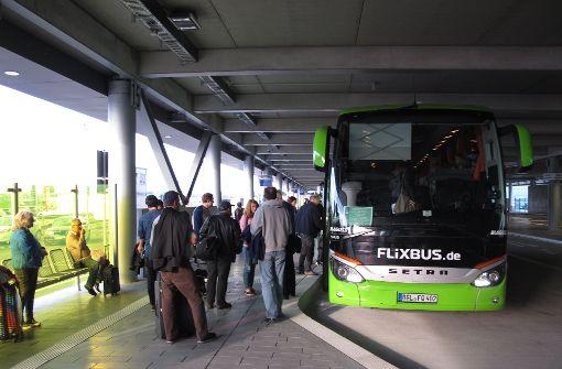 Fernbusfahrplan