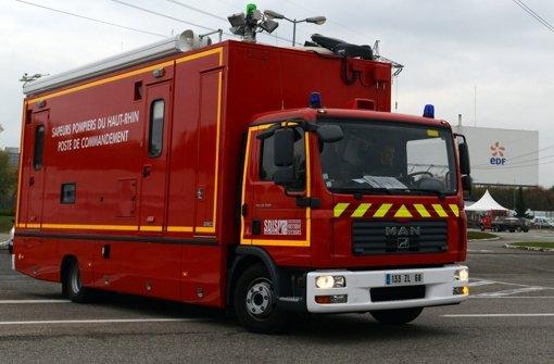 In Fessenheim brennt die Schaltzentrale