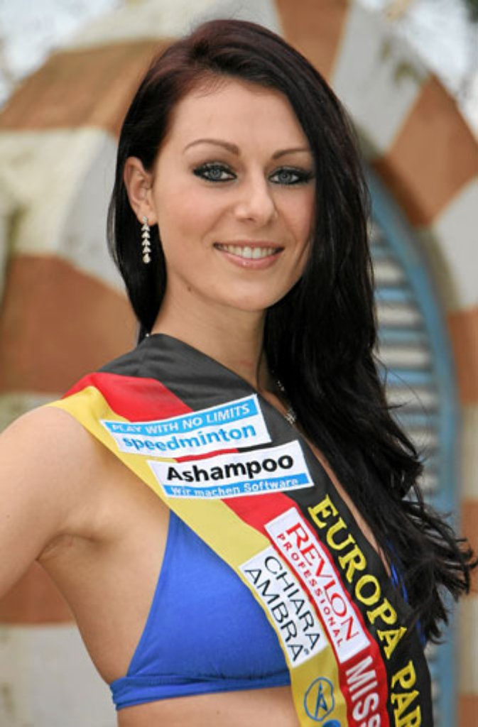 Fotostrecke: Schönheitskönigin: Isabel Gülck ist «Miss ...