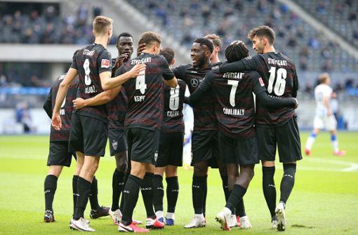 """""""VfB Stuttgart so gut wie seit zwölf Jahren nicht mehr"""""""