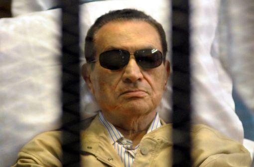 Ägyptens Ex-Präsident Mubarak vor der Freilassung