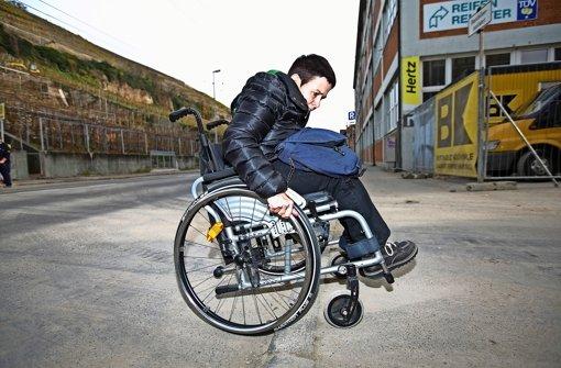 Holpriger Weg zur selbstständigen Mobilität