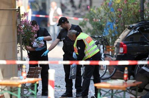 """Attentäter soll """"IS-Soldat"""" sein"""