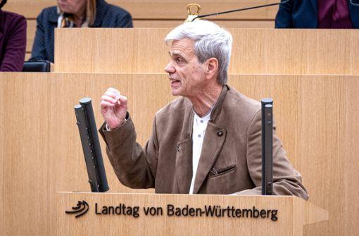 Schiedsgericht wirft Wolfgang Gedeon aus der Partei