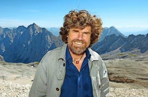 Reinhold Messner macht Vorschläge an die Regierung in Nepal. Foto: dpa