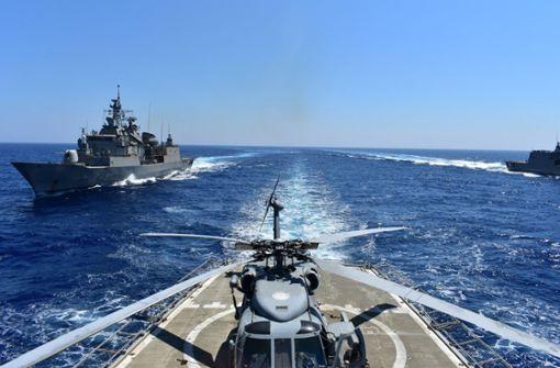 Türkei greift nach griechischen Inseln