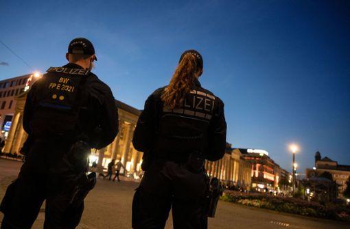 Stadt wehrt sich  gegen Polizeikritik