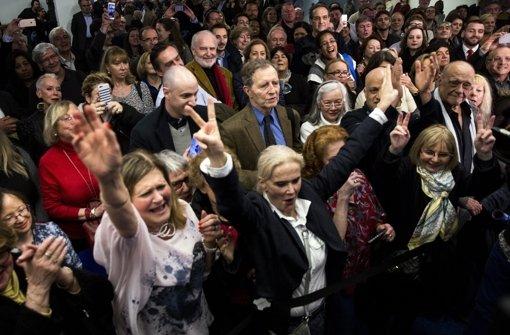 Sarkozys UMP triumphiert erneut