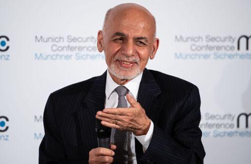 Wahlkommission: Aschraf Ghani gewinnt Präsidentenwahl
