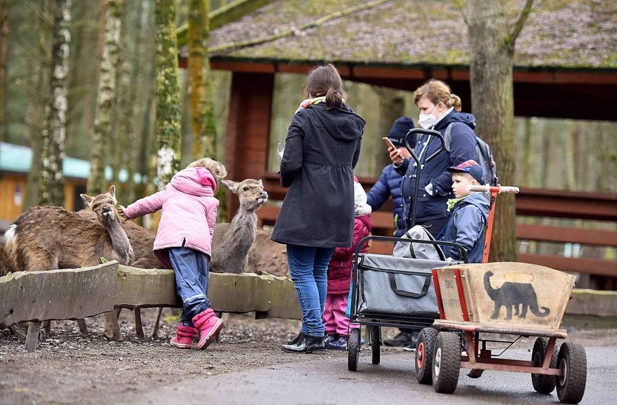 Die neue Plattform soll darüber informieren, wie viel am Ausflugsziel los ist. (Symbolfoto) Foto: imago images/Eibner/Lakomski/Eibner-Pressefoto via www.imago-images.de