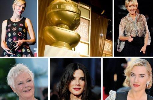 Diese Stars und Filme sind nominiert