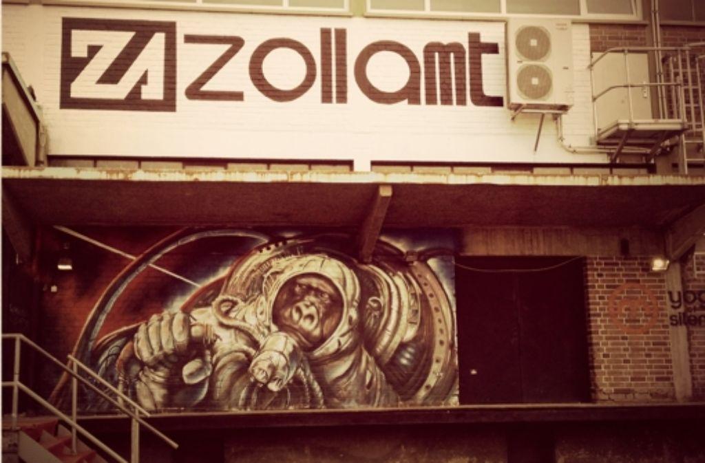 Kunst und Kultur im Zollamt gibts am 9. August beim Simmer Down. Die Musik lohnt sich, wie unser Soundcheck beweist. Foto: StZ