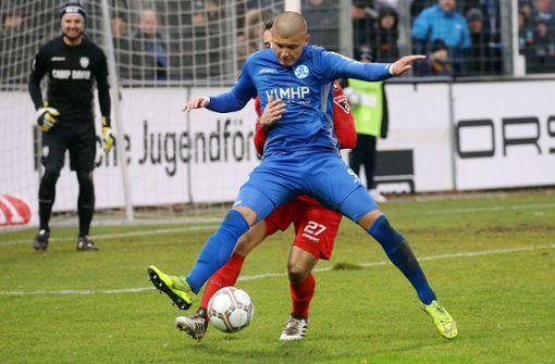 Stuttgarter Kickers gewinnen knapp gegen Oberachern