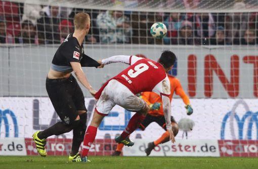Der VfB Stuttgart unterliegt Mainz 05