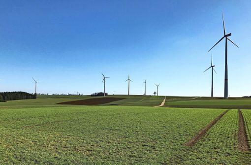 Zwei neue Giganten für den Windpark