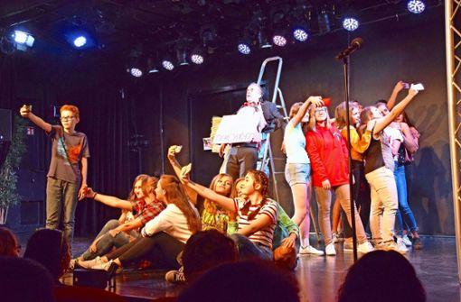 Schüler machen Theater