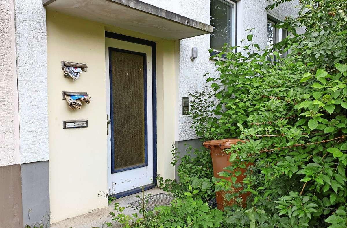 Die Eigentümerin des Geisterhauses an der Steckfeldstraße in Plieningen gibt an, das Haus wohl verkaufen zu wollen. Foto: Sebastian Xanke