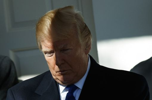 Trump gibt Demokraten die Schuld