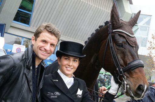 Thomas Müller spricht locker über Olympia-Teilnahme mit der Frau