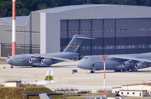 US-Armee wickelt Einsätze über Ramstein ab