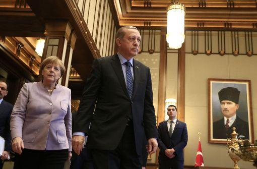 Türkische Gemeinde gegen Referendum in Deutschland