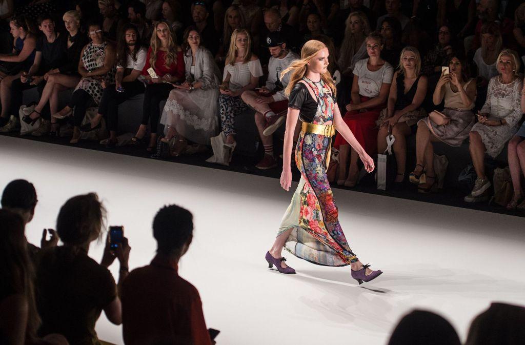 Die Fashion Week in Berlin verliert ihren Hauptsponsor. Foto: dpa