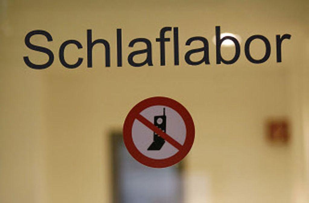 Bitte nicht stören: im Heidelberger Schlaflabor wird unter Aufsicht luzide geträumt. Foto: Zweygart
