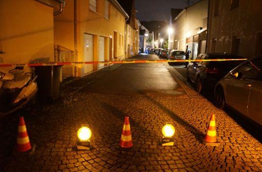 Polizei nimmt Tatverdächtigen  fest
