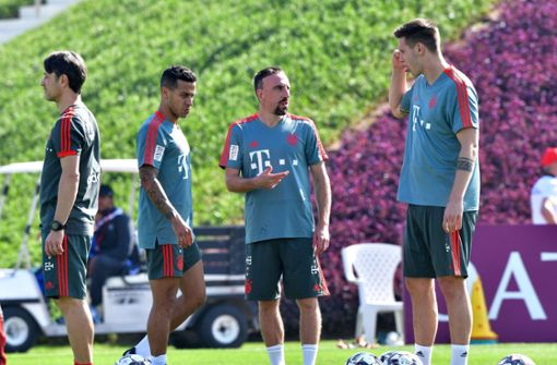"Bayern verhängt ""hohe Geldstrafe"" für Ribéry"
