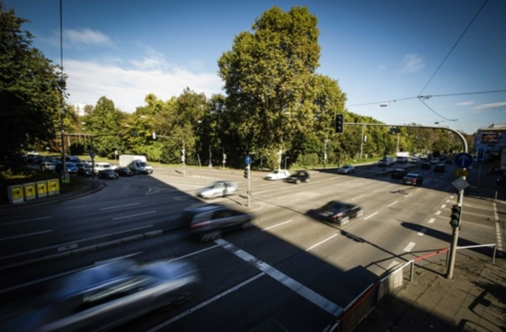 Stuttgarter Umwelt- und Verkehrsverbände   haben auf den Feinstaub-Brief aus Brüssel reagiert. Foto: Lichtgut/Leif Piechowski