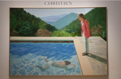 Christie's schätzt Hockney hoch ein