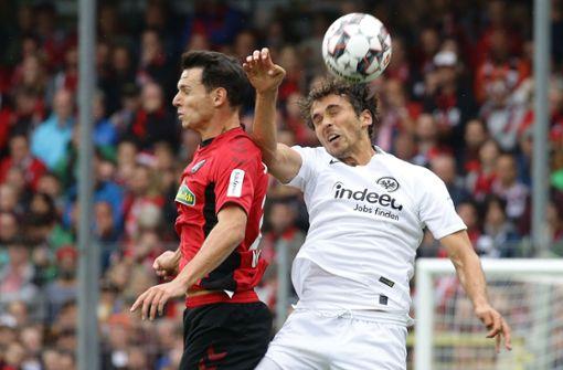 Lucas Torro fällt gegen den VfB Stuttgart aus