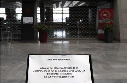 Flughafen Stuttgart beendet Partnerschaft mit Gastro-Gruppe Wöllhaf