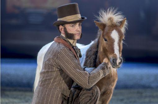 Gleich zwei Pferde-Shows kommen in die Schleyer-Halle