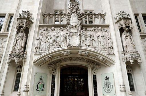 Supreme Court prüft Rechtmäßigkeit von Parlamentszwangspause