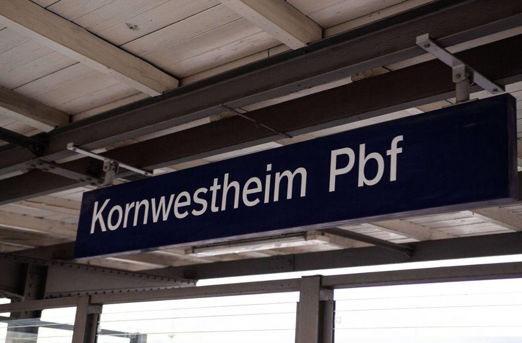 Am Bahnhof in Kornwestheim wurde ein 25-Jähriger mit einem Messer attackiert. Foto: 7aktuell.de/