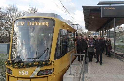 Stadtbahn: Landrat kritisiert   Ludwigsburg