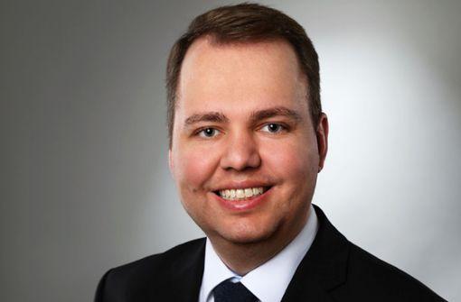 CDU-Kreischef Moroff tritt ab