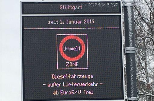 So klein ist Stuttgart