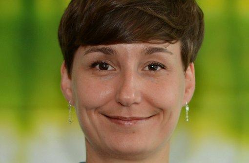 Sandra Detzer will Grünenchefin werden