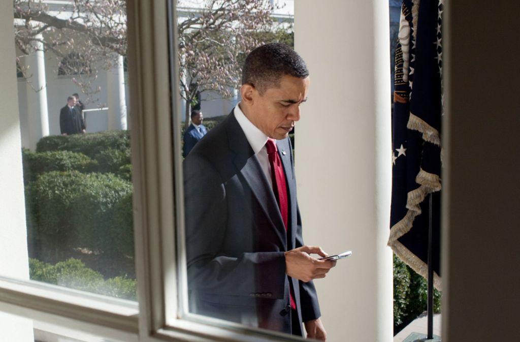 Unter Barack Obama ging Butler Wilson Jerman in den Ruhestand. Foto: dpa/Pete Souza
