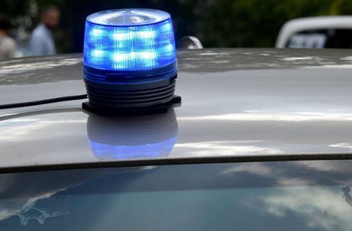 Polizisten beschimpft