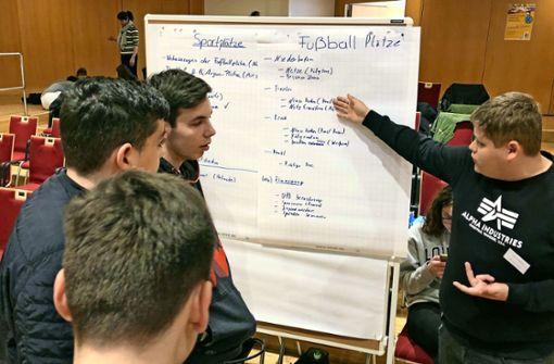 Was bewegt die Leonberger Jugend?