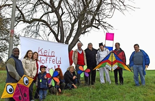 Stadt nimmt Hoffeld-West von der Liste