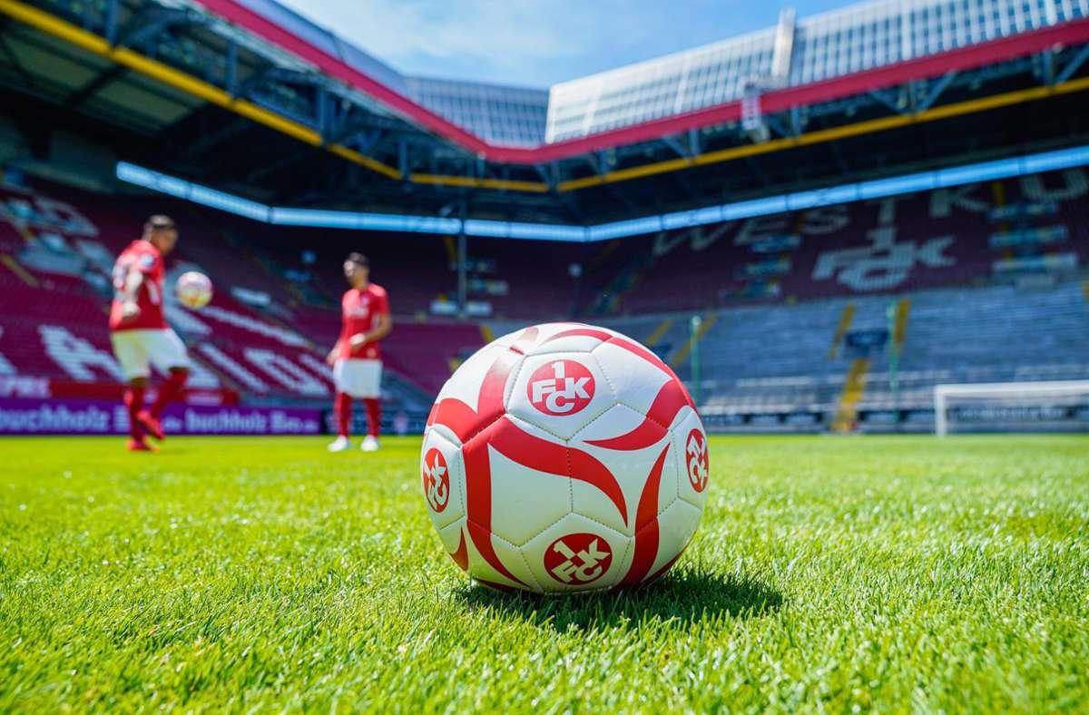 Der 1. FC Kaiserslautern hat eine Insolvenzantrag gestellt. Foto: dpa/Uwe Anspach